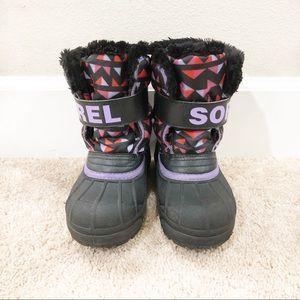 Girls Sorel Snowboots